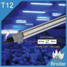 Светодиодный светильник для ферм T12AC18WFD-F 18W
