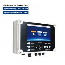 Контроллер управления освещением для ферм HT-TIM-012L