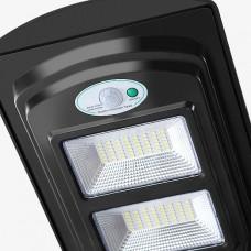 Уличный светодиодный фонарь на солнечной батарее SSL-40W1
