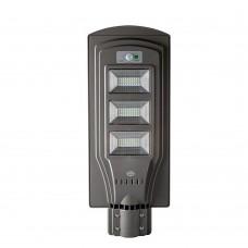 Уличный светодиодный фонарь на солнечной батарее SSL-60W1