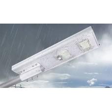 Уличный LED светильник на солнечной батарее AIO4-100W