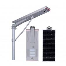 Уличный светодиодный фонарь на солнечных батареях AIO3-40W