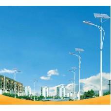 Уличный светодиодный фонарь на солнечных батареях AN-SSL-100w/300w/9m