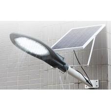 Уличный светодиодный фонарь на солнечных батареях SSL-50W4