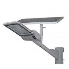 Уличный светодиодный фонарь на солнечных батареях AT-0300D50 50W