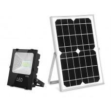 Светодиодный прожектор на солнечной батарее LXB-SFL-20W