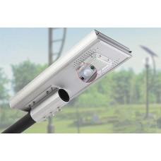 Уличный LED светильник на солнечной батарее AIO4-50W