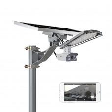 Автономный светильник на солнечной батарее с HD камерой BS-KQ-60W