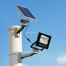 Светодиодный прожектор на солнечной батарее LXB-SFL-60W