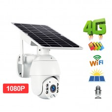 WiFi CCTV камера видеонаблюдения на солнечной батарее SC-WiFi-0974