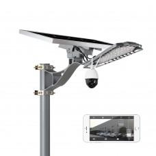 HD камера на солнечной батарее с светильником SL-KQ-60W