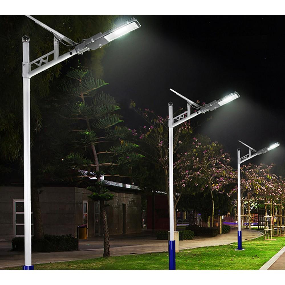 Светодиодный светильник на солнечной батарее AN-SSL2-100W