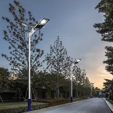 Светодиодный светильник на солнечной батарее AN-SSL2-200W