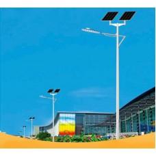 Уличный светодиодный фонарь на солнечных батареях AN-SSL-50w/180w/7m