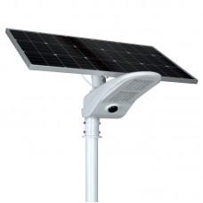 Уличный светодиодный фонарь на солнечной батарее SLB-50W