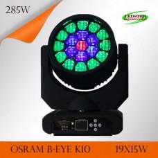 Светодиодный прожектор для освещения сцены Ram Bee-Eye K10 19x15W (GA-LM30)