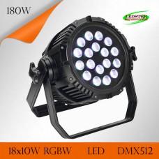 Светодиодный прожектор для освещения сцены SX-PL1810