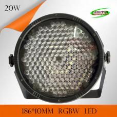 Светодиодный прожектор для освещения сцены SX-PL18610