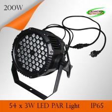 Светодиодный прожектор для освещения сцены SX-PL5403A