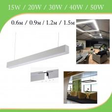 Подвесной линейный светильник VGN-5270-30W