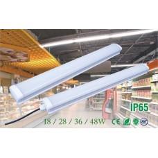 Влагозащищенный LED светильник VTL-TU-IP65-18W